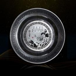 一次性水晶餐具套装国色天香系列